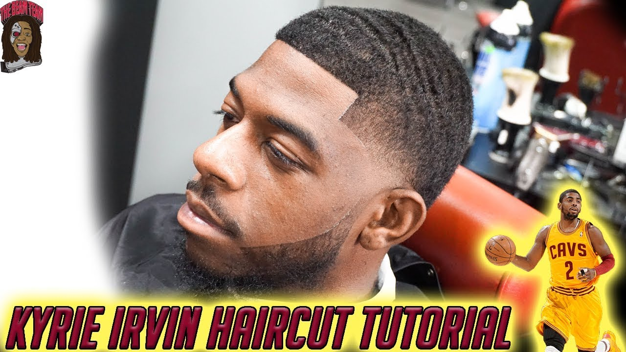 Barber Tutorial Kyrie Irving Haircut HD