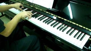 Suzuki Piano School Book Volume 4 No.7 Gavotte en Rondeau Suite BWV822 G Minor 鈴木 鎮一
