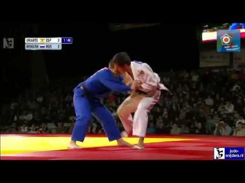 Judo 2012 Tyumen ECCO Hero Challenge: Uriarte (ESP) - Mogushkov (RUS) semi-final
