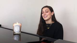 "Brianna Mazzola ""Cold in LA"" Why Don't We (Cover) Video"