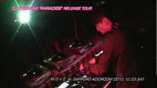 "M.O.V.E.(19) DJ KAWASAKI ""PARADISE"" Release Party @ACID ROOM"