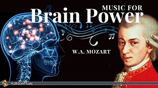 Classical Music for Brain Power Mozart