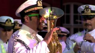 Band of the Italian Navy in Ystad 2011