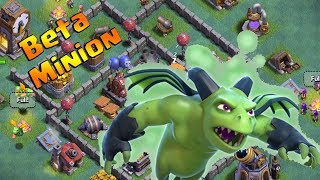 Clash of Clans | NEW UNIT: Beta Minions! | Island UPDATE!