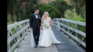 The Ranch at Laguna Beach Wedding Video | Tony + Jessica - Feature Film