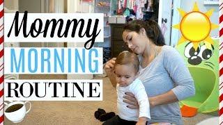 MOMMY MORNING ROUTINE 2018 | TODDLER MOM | VLOGMAS | XoJuliana