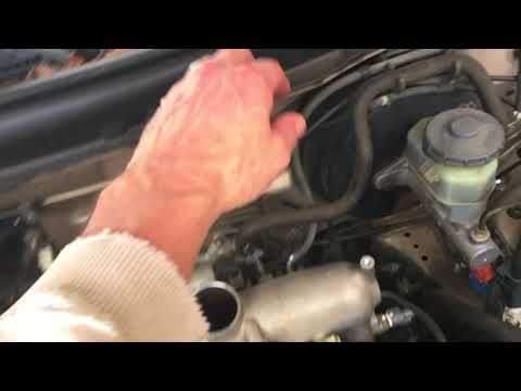Andy's DIY:  Gas smell in my 2000 Honda CRV.  PROBLEM SOLVED!!!