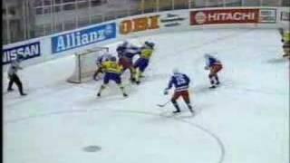 Hockey-VM 1991 - Det bästa från Tre Kronor
