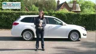 Subaru Legacy estate review - CarBuyer