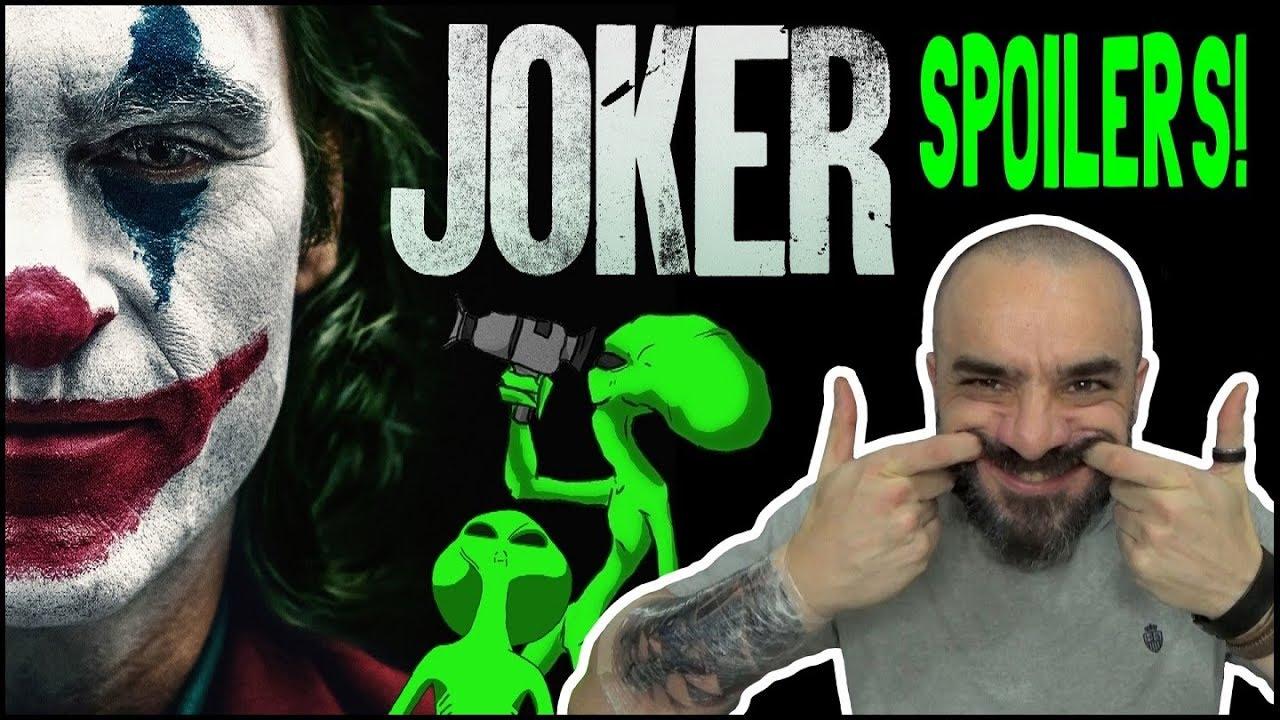 CORINGA (Joker, 2019) - Comentários COM SPOILERS!
