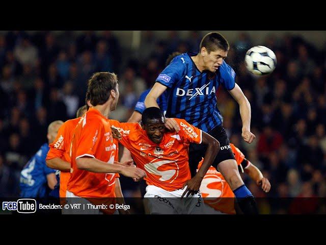 2008-2009 - Jupiler Pro League - 02. Club Brugge - FC Dender 1-1