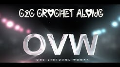OVW  SATURDAY NIGHT CHAT & CRAFT C2C CROCHETALONG