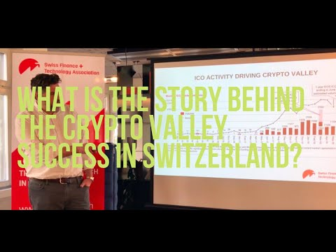 What is the story behind the Crypto Valley success in Switzerland?