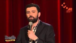 """STAND UP"" на НЛО TV | Тимур Каргинов"
