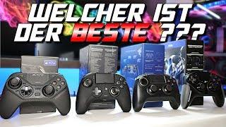 Die BESTEN PS4 Controller im VERGLEICH | Welcher ist der Beste Nacon Razer Astro oder Thrustmaster?