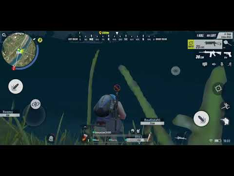 Rules of Survival Gameplay #6 Night Winning Squad iOS / Android PUBG Mobile