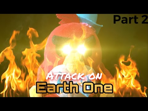 FNAF Plush Darkness Rises: Attack on Earth One (Part 2)