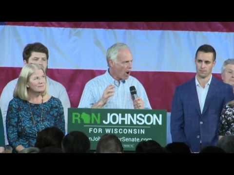 Ron Johnson wins 2nd term in U.S. Senate