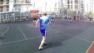 Турнир по мини футболу среди любительских команд врамках благотворительного турнира Пас Добра