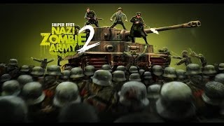 Sniper Elite: Nazi Zombie Army 2 GamePlay