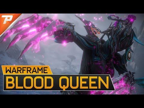 Warframe: Blood Queen Garuda - Global Munitions