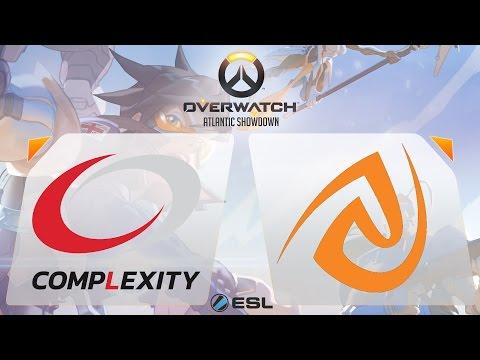 Overwatch - compLexity vs. Reunited - Overwatch Atlantic Showdown - Gamescom Finals - Group B