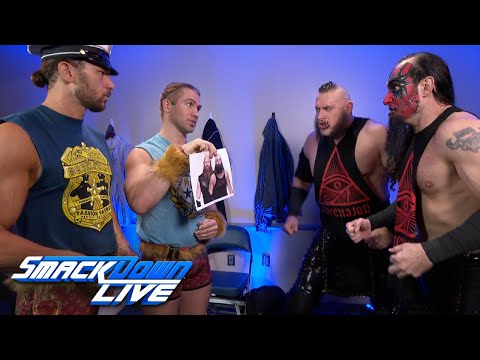 Breezango get The Ascension ready for The Bludgeon Brothers in the Fashion Files: Jan 9, 2018