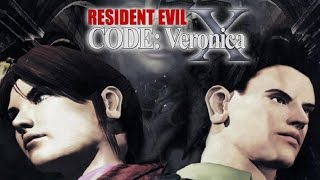 Resident Evil : Code Veronica X HD 1080p Walkthrough Longplay Gameplay Lets Play No Commentary