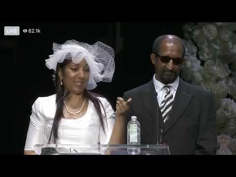 Nipsey Hussle Mom Speaks At Funeral