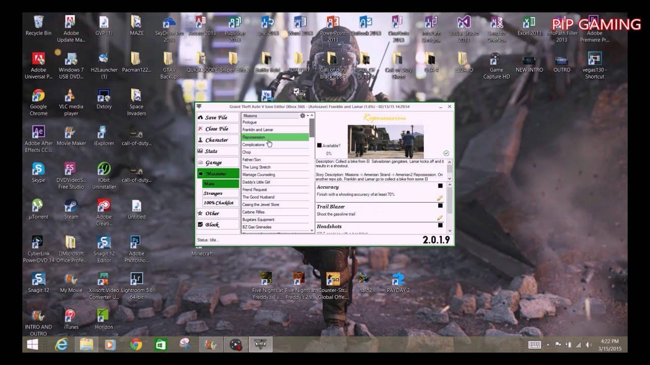 gta 5 save editor xbox 360