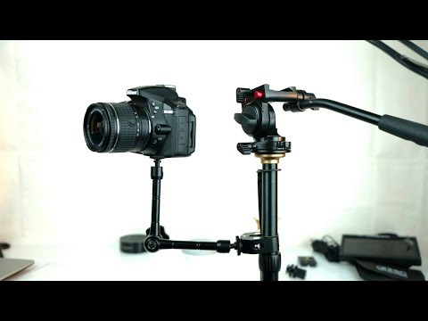 Budget Magic Friction Arm 11 inch - Review