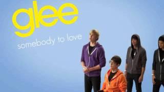 Glee - Somebody To Love (Audio)