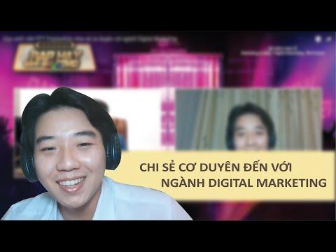 Cựu sinh viên FPT Polytechnic chia sẻ cơ duyên với ngành Digital Marketing