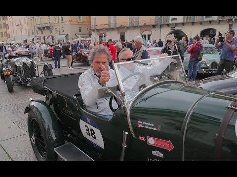 Mille Miglia Deel #4 We gaan rijden! VLOG 154