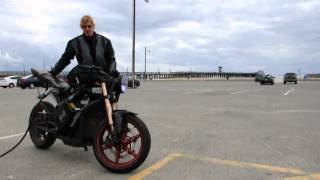 Terry Hershner drives 3,000 miles on a Zero Motorcycles Z