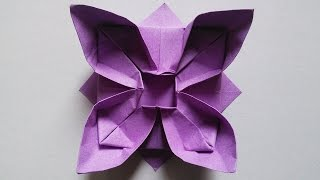 Origami Paper Work | Lotus Flower Designs | Amazing HandiWorks #25