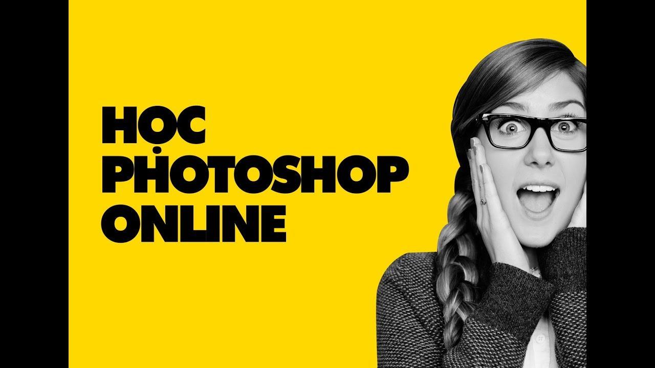 Kết quả hình ảnh cho hoc Photoshop online toc do