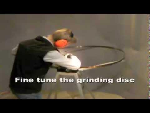 Band Grinder Grindlux Sharpen Your Bandsaw Blades