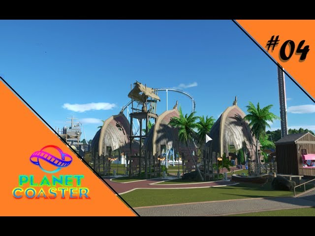 DER NEUE THEMENPARK 🎢 Let's Play Planet Coaster #04