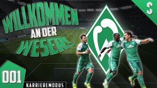 FIFA 16 KARRIEREMODUS [001] | WILLKOMMEN AN DER WESER! | FIFA 16 Karriere SV Werder Bremen [deutsch]