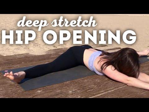 DEEP STRETCH | Hip Opening