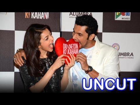 UNCUT Do Lafzon Ki Kahani Trailer Launch Full...