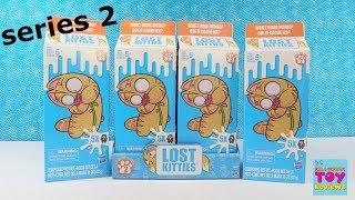 Lost Kitties Series 2 Giant Multipack Blind Bag Figures Unboxing | PSToyReviews