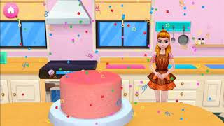 My Bakery Empire part 3 | Great creative skills and baking the cake!