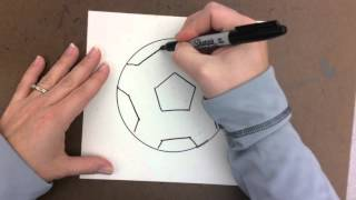 Pentagon Soccer Ball