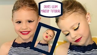 Daya's Glam Makeup Tutorial