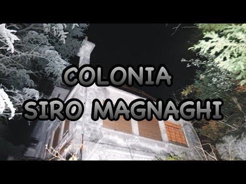 COLONIA SIRO MAGNAGHI - URBEX ITALIA - URBEX LADY