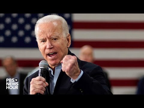 WATCH: Former Vice President Joe Biden Campaigns In Reno, Nevada