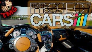 Project Cars - Ручная коробка передач и лепестки - Thrustmaster T150