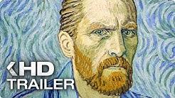LOVING VINCENT Trailer German Deutsch (2017)
